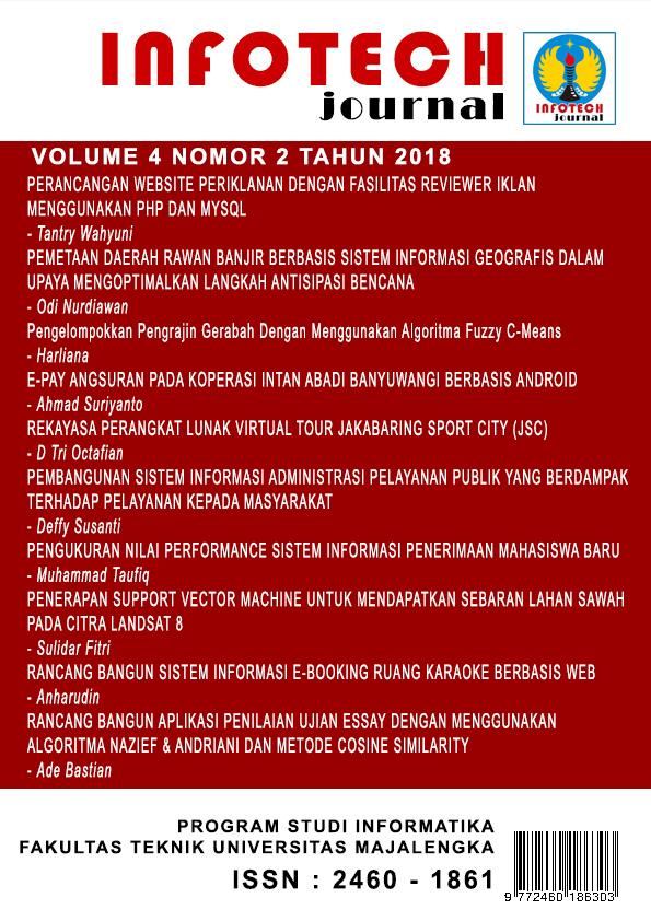 INFOTECH journal